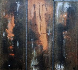 abstrakt bron I, II, III